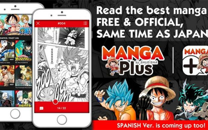 不含中日韩!Jump推出免费漫画阅读服务
