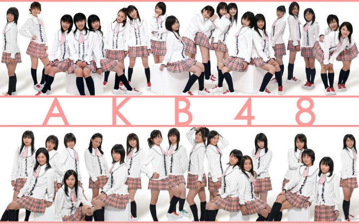 日本昭和与平成的百强歌姬公开!AKB48稳居榜首