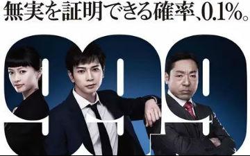 2016年春季档日剧学院赏公布 《99.9》获最佳作品