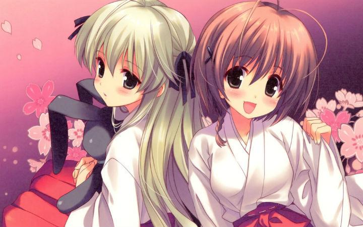 3月5日为日本巫女日!美少女游戏中的巫女角色图