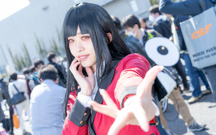 Anime Japan 2019现场Cosplayer照片合集