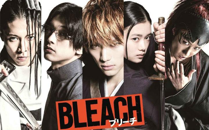 《BLEACH》真人电影登陆内地,定档海报公开