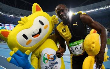 一起围观里约奥运会萌萌哒的吉祥物Vinicius吧