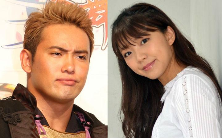 声优三森铃子宣布与摔角选手冈田和睦结婚