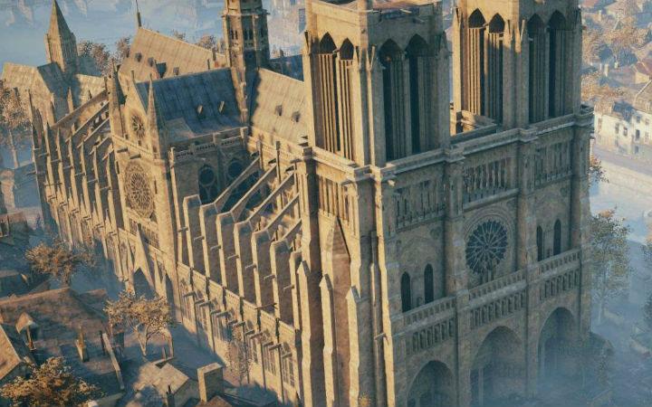 育碧为巴黎圣母院捐50万欧元!免费提供《刺客信条大革命》