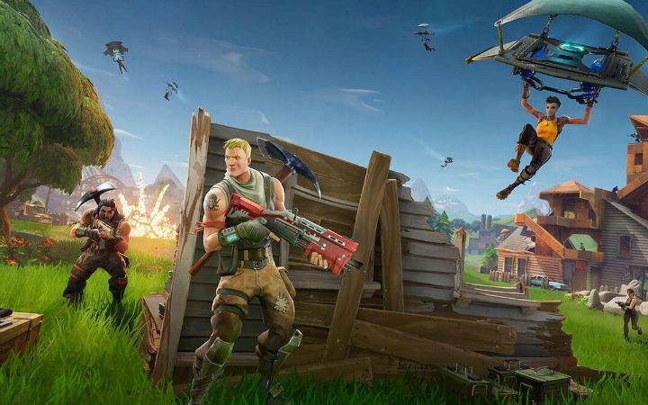 外媒报道开发《堡垒之夜》的EpicGames强迫员工长时间加班