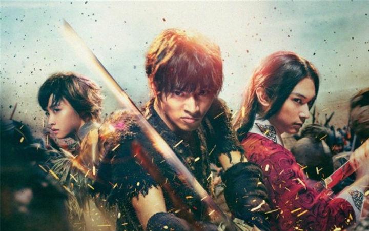 好评不断,真人电影版《王者天下》票房突破35亿日元!