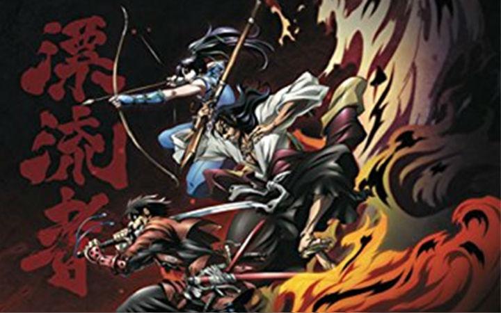 秋季动画《漂流武士》发表最新一波声优卡司