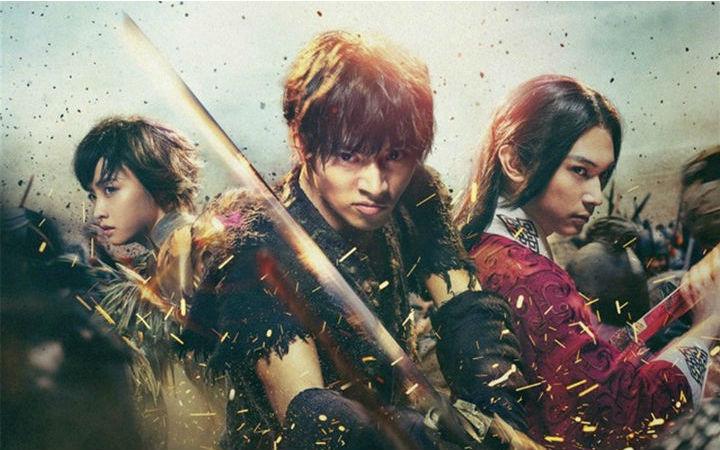 大成功!真人电影《王者天下》票房突破40亿日元
