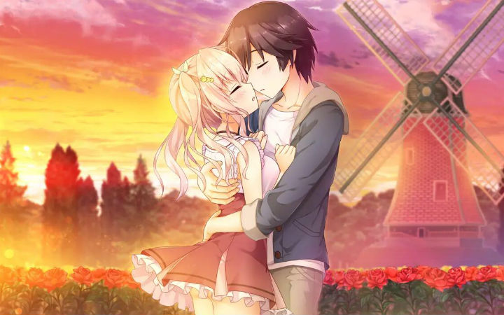 5月23日是日本的Kiss日!照例继续发游戏CG图