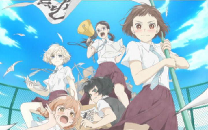 《骚动时节的少女们啊》决定7月5日开播!同时追加了新声优福山润、户松遥、花江夏树!