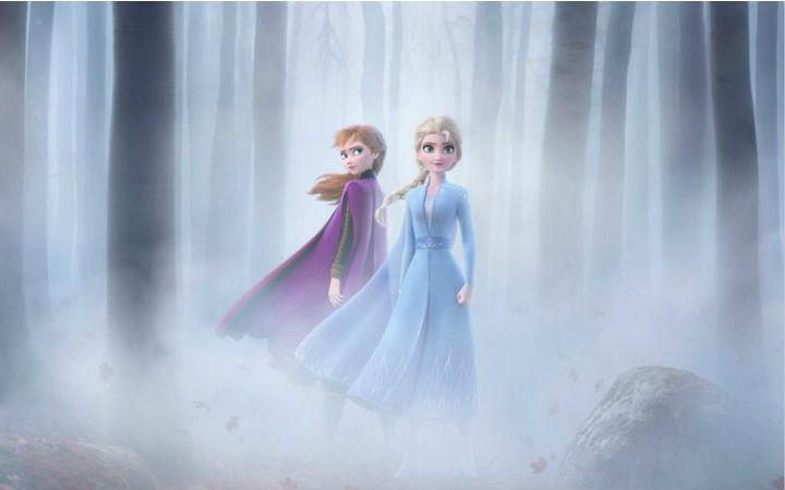 《冰雪奇缘2》第二弹PV公开,11月22日北美上映