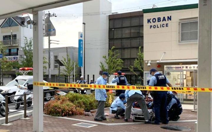 日本发生袭警抢枪案!长岛一茂称游戏增加了人对枪的兴趣