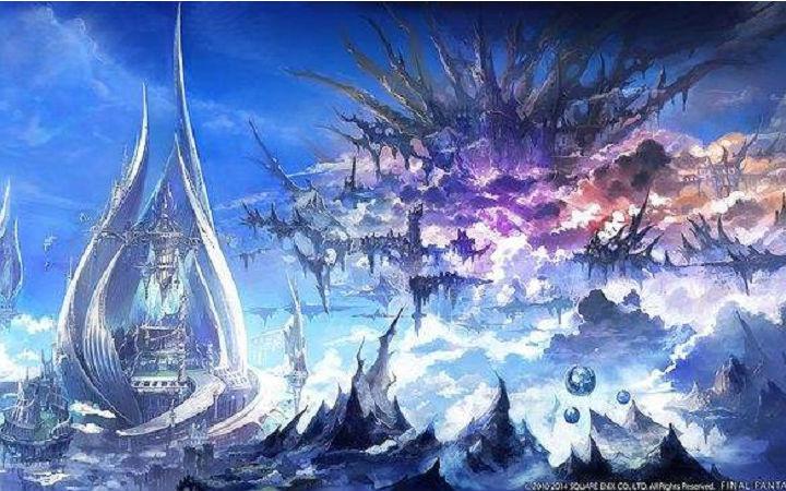 游戏《最终幻想》真人剧化决定