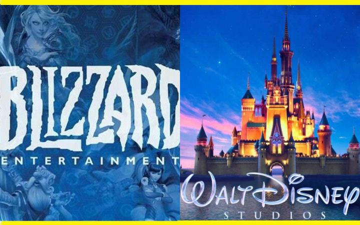 【话题】如果暴雪真的被迪士尼收购了会发生什么?