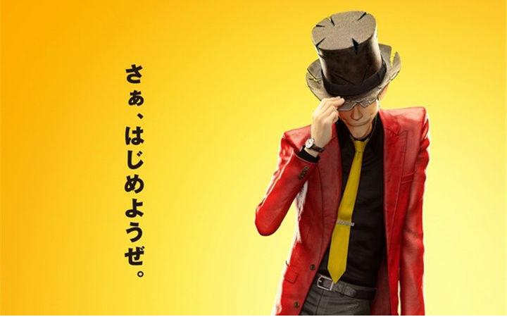 《鲁邦三世》全3DCG动画电影12月6日上映