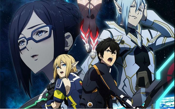动画《梦幻之星Online2》10月开播!全部共25话