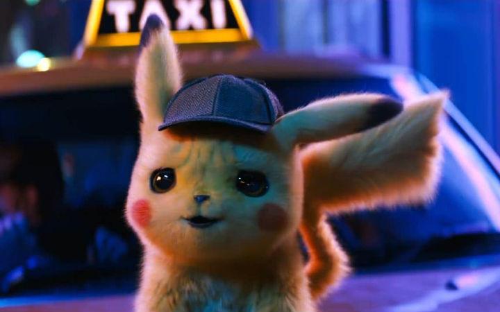 """《大侦探皮卡丘》超""""魔兽""""成为票房最高的游戏改编电影"""
