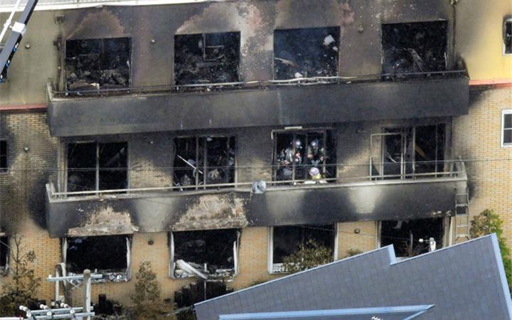 已13死十余人无生命体征!安倍发文对京都火灾遇难者表示慰问