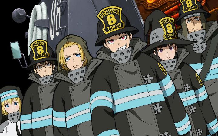 动画《炎炎消防队》第3话宣布暂停播出