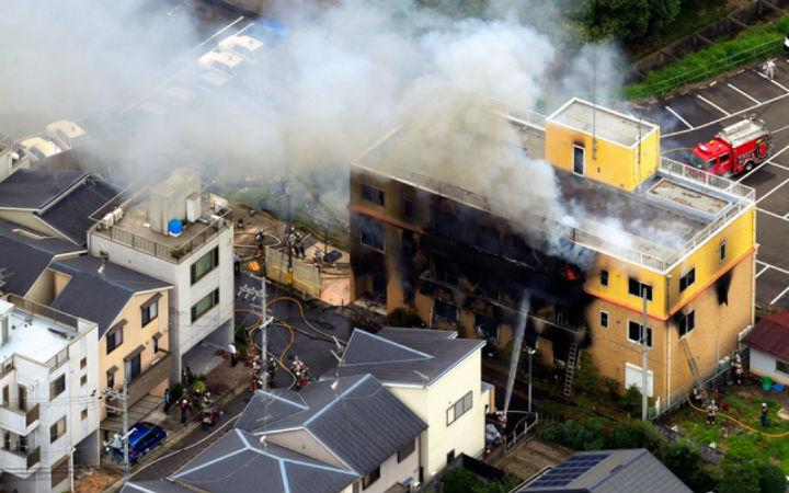 京都动画社长考虑将被毁工作室改建成公园