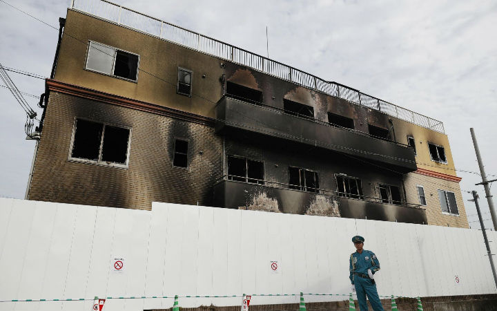 京都动画火灾牺牲者身份已全部查明 预计将于近日公开