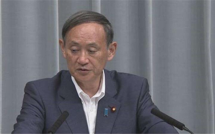 菅官房长官:考虑对京都动画构建具体的支援方案