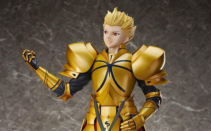 B-style《Fate/Grand Order》吉尔伽美什1/4手办开订
