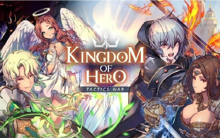 韩国NEOWIZ 《KINGDOM OF HERO》将推出日服