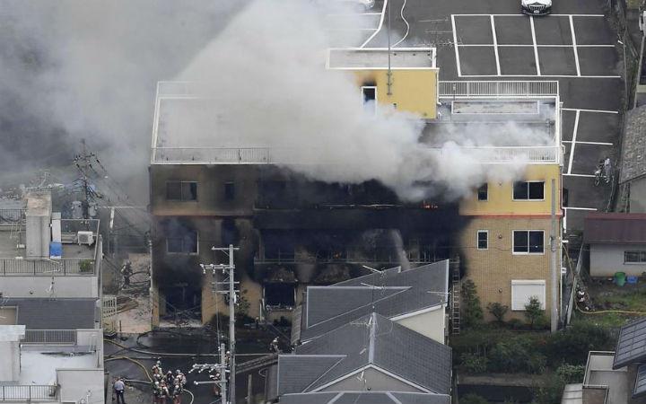 日本多家媒体联名要求警方公开京阿尼死亡者名单