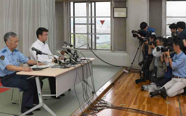 片冈K解释实名报道的理由 京都府警与警察厅方针疑似出分歧