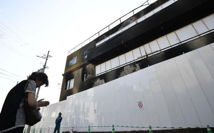 日本政府制定京都动画捐款减税政策引发部分群众不满