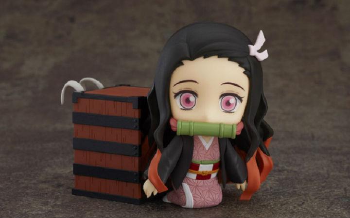 《鬼灭之刃》灶门祢豆子粘土人2020年4月发售!