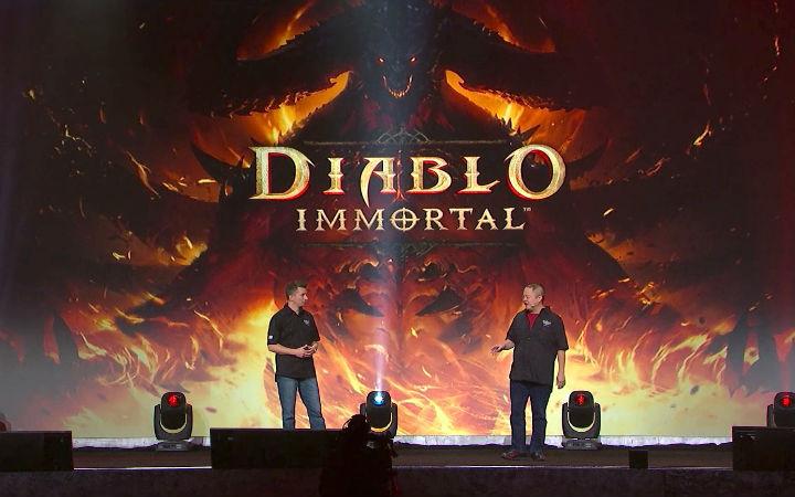 暴雪正为《暗黑破坏神:不朽》招聘游戏设计师