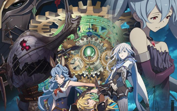 动画《碧蓝幻想》第二季PV2公布 10月4日开播