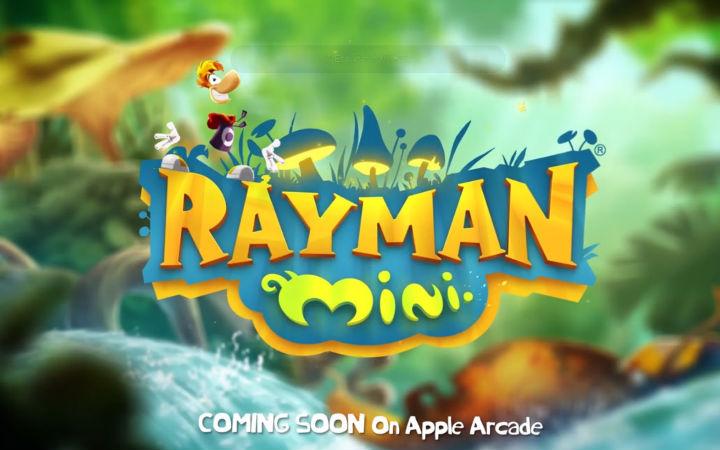 育碧宣布雷曼系列新作《雷曼 Mini》年内推出
