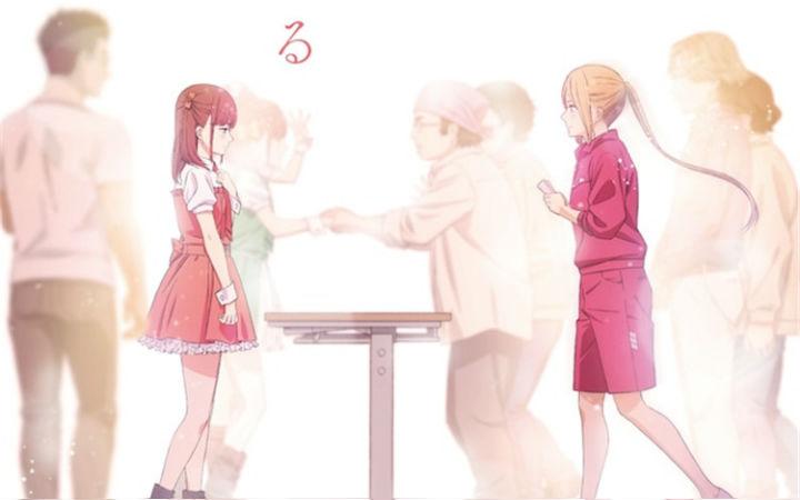 动画《神推登上武道馆我就死而无憾》新PV