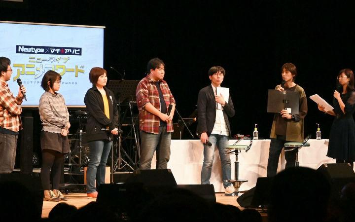 """newtype anime award 2018-2019""获奖名单公开"