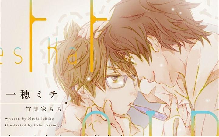 系列小说《爱情可以分割吗?》动画化企划进行中