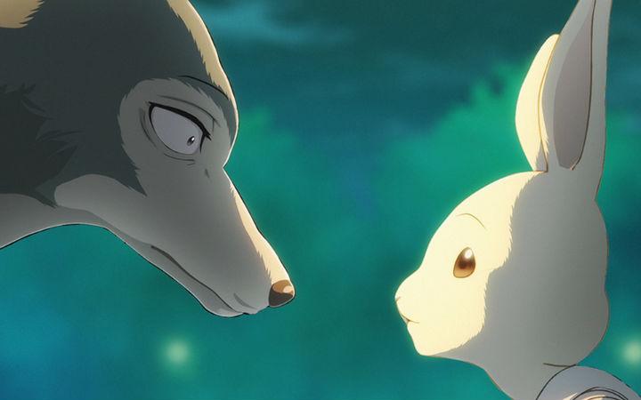 【BEASTARS/动物狂想曲】青春野狼会不会梦到兔女郎学姐?