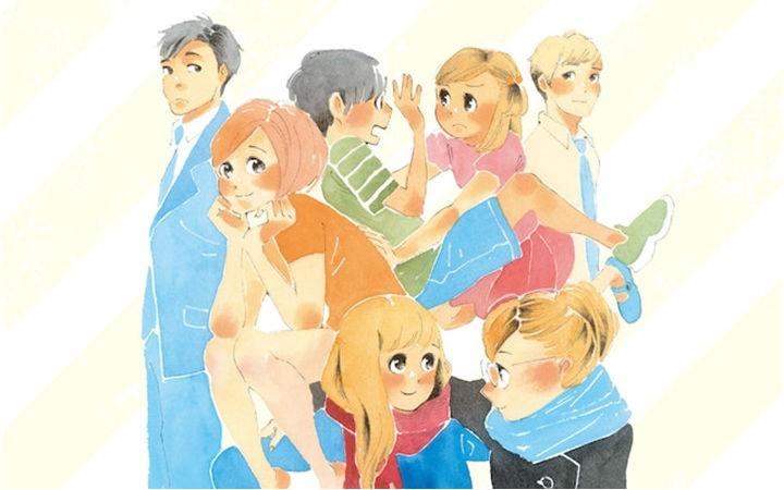 志村贵子短篇集漫画《顺其自然的日子》剧场版动画化