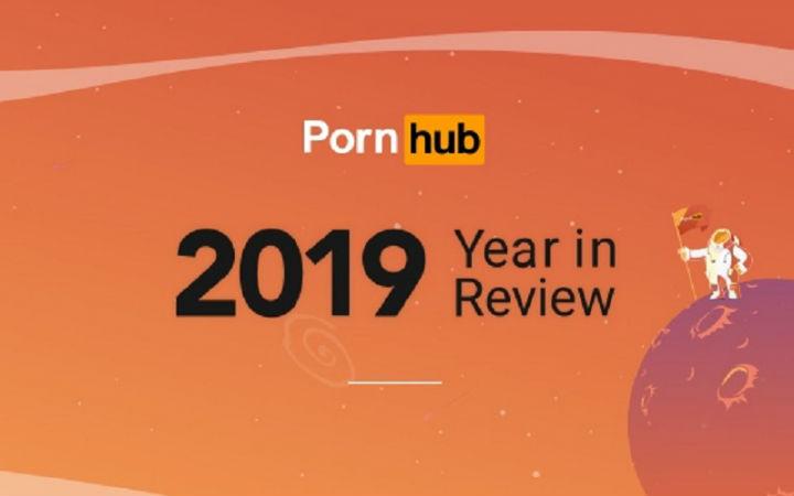 【每日话题】今年你都看了些啥?Pornhub2019年搜索榜公布