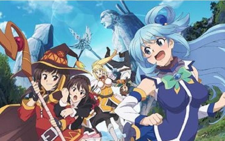 动画电影《为美好的世界献上祝福!红传说》BD&DVD发售决定!