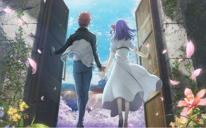 剧场版动画《Fate/stay night [HF]》第3章宣传片
