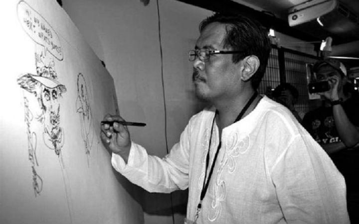【讣告】猥琐笑表情原型—菲律宾漫画家Komikero逝世