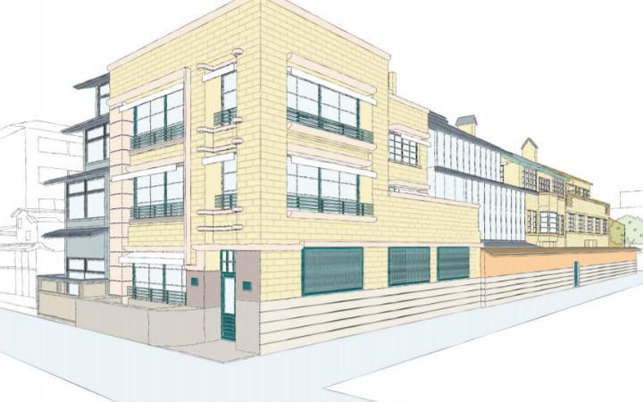 任天堂旧公司大楼将要改建成旅馆