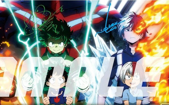 《我的英雄学院:英雄崛起》4D版将于1月24日在日本开始上映