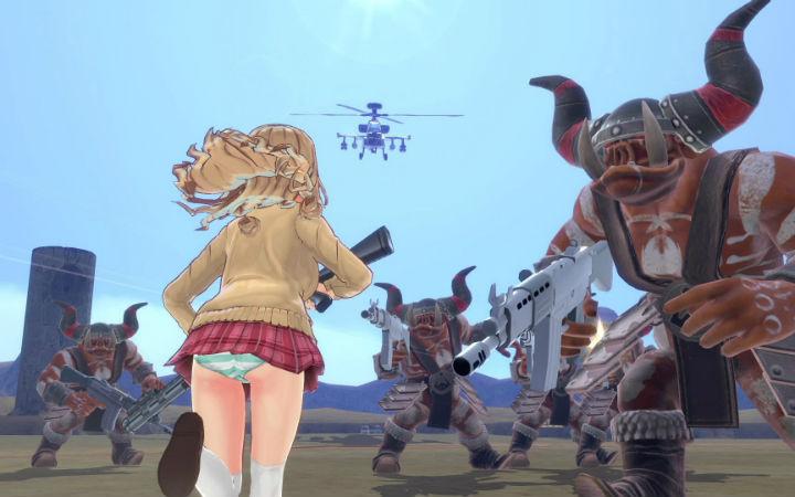 绅士向游戏《子弹少女 幻想曲》Steam版正式上架