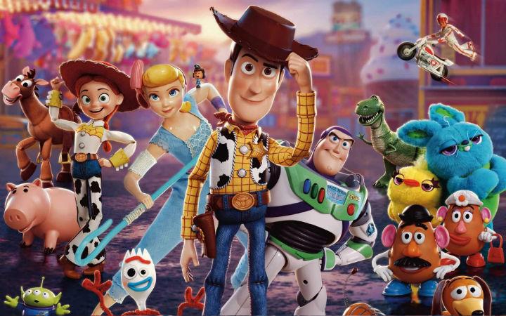 《玩具总动员4》获得奥斯卡最佳动画长片奖
