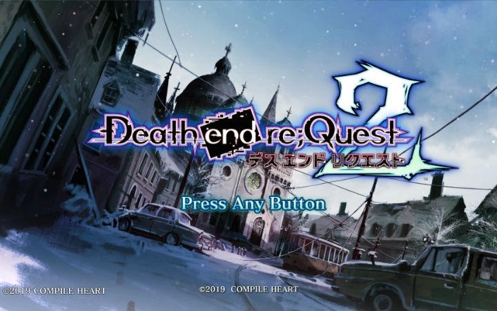 Compile Heart游戏《Death end re;Quest2》发售